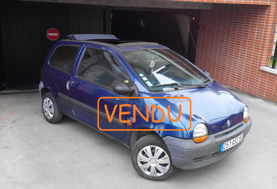 renault twingo 104 000 kms m y negoc 39 auto. Black Bedroom Furniture Sets. Home Design Ideas