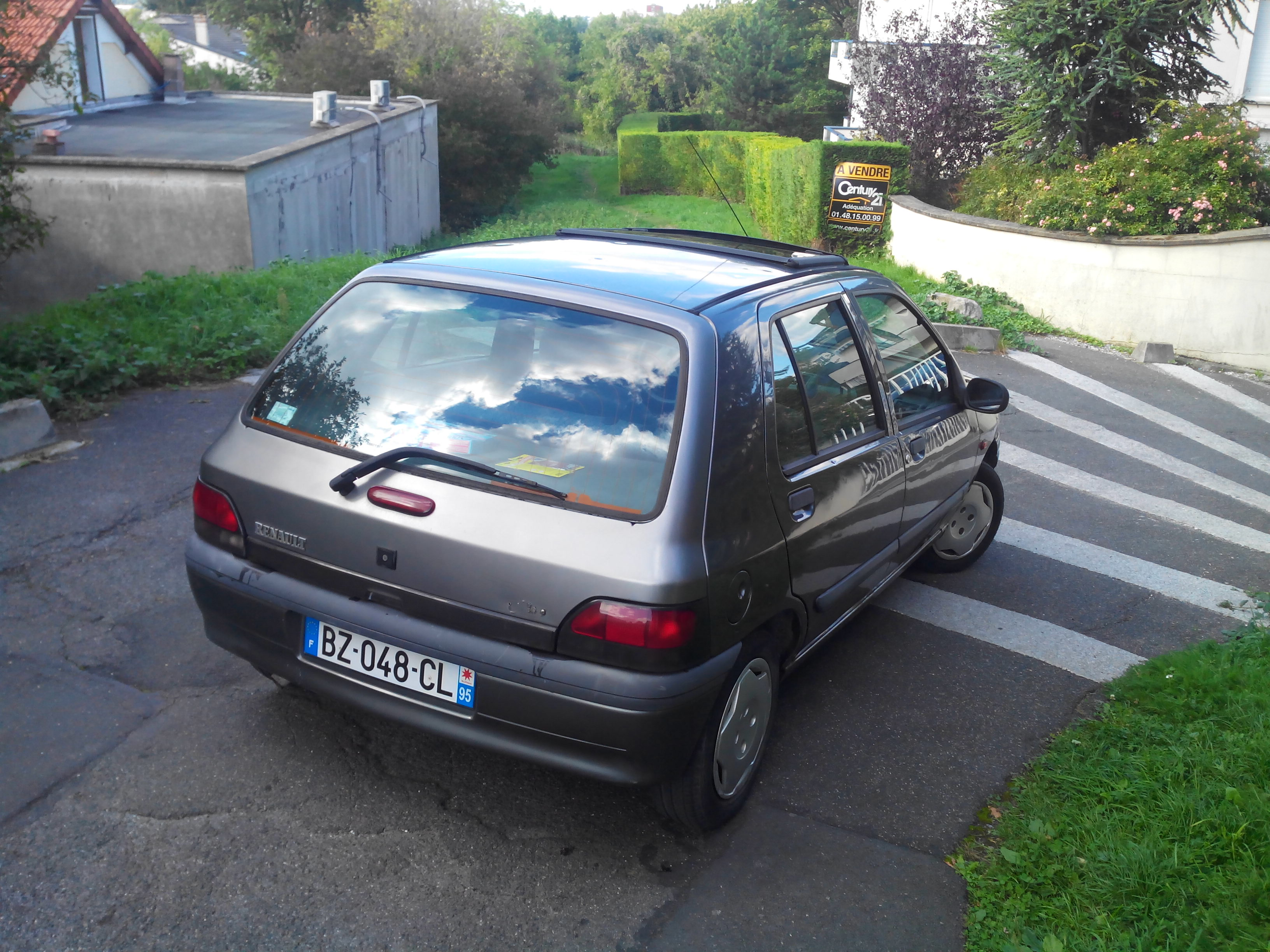 Clio 1 Phase 2 Am 1997 150 000 Kms 5 Portes M Y
